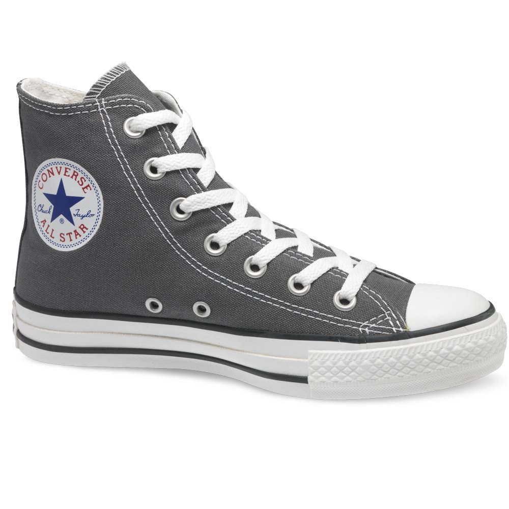 grey high top converse
