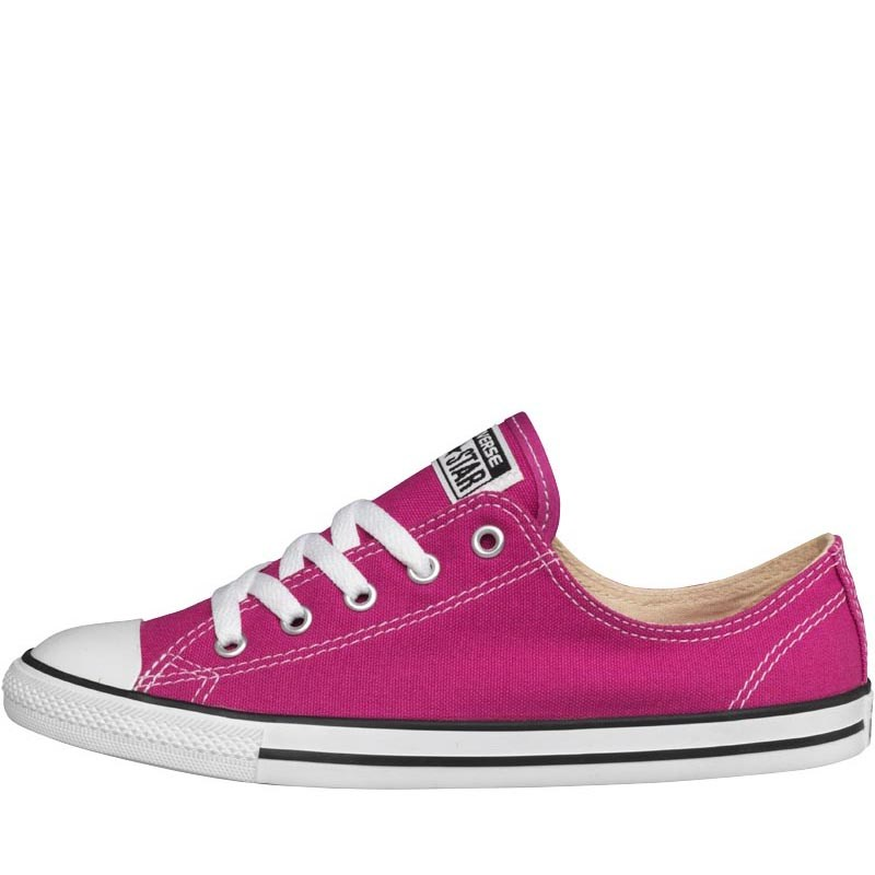 pink converse womens
