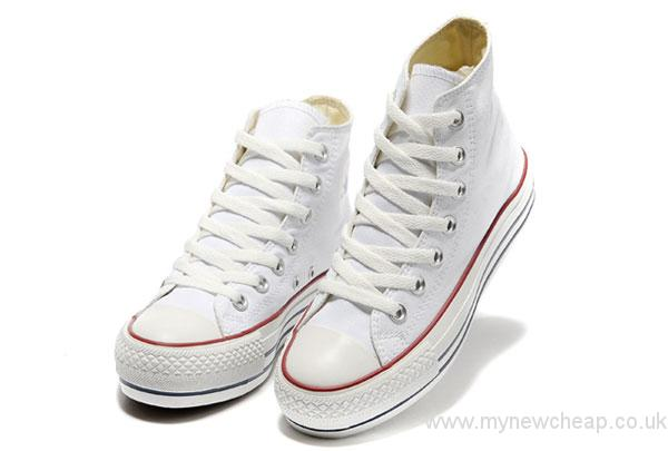 white high top converse womens