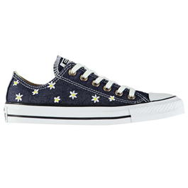 ladies black converse