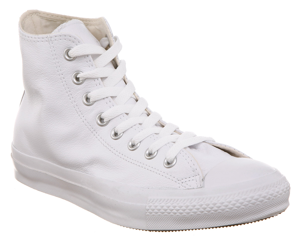 converse all star white