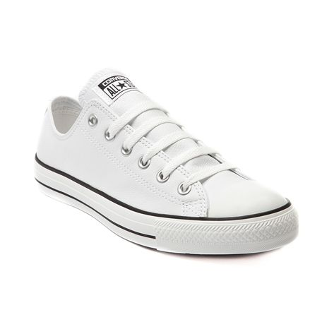 black and white converse